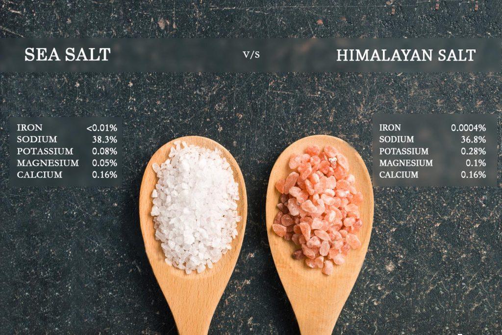 himalayan salt uses