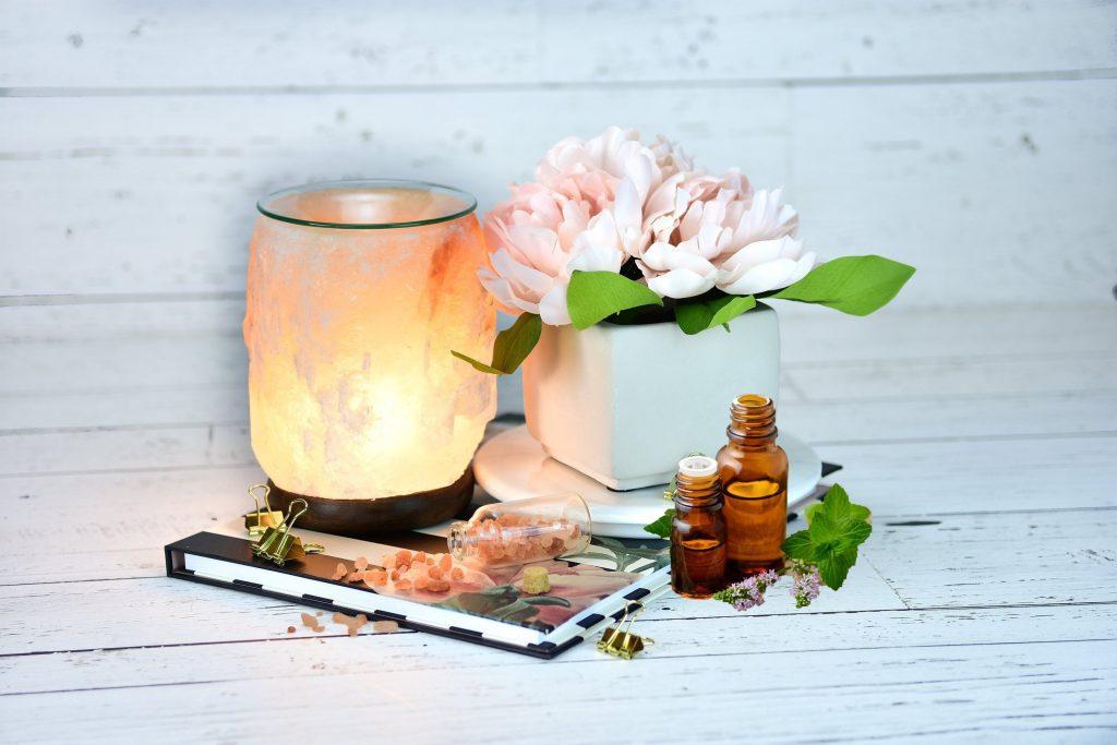 salt aroma lamp